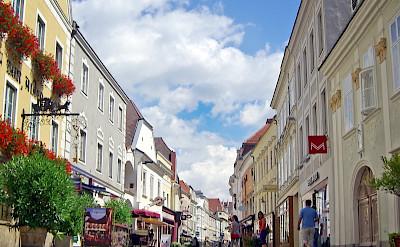 Bike rest in Krems, Austria. Flickr:Mikel Ortega
