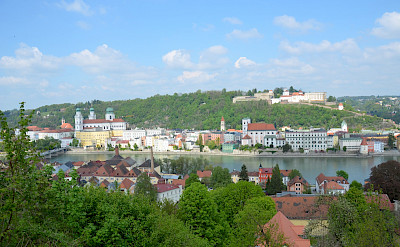 Beautiful Passau in Lower Bavaria, Germany. Flickr:sugarbear96