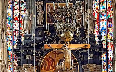 Stephansdom in Vienna, Austria. Flickr:Dennis Jarvis