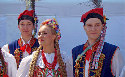 Fun festivals in Kraków, Poland. Flickr:Jorbasa Fotografie