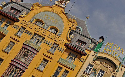 Wenceslas Square in Prague, Czech Republic. Flickr:Harshil Shah