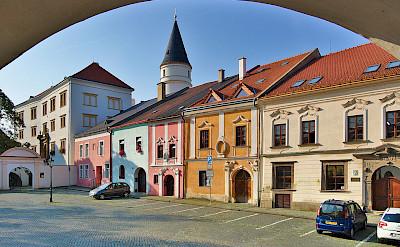 Přerov, Olomouc region, Czech Republic. CC:Jiří Komárek