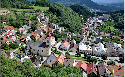 Stramberk in the Moravian-Silesian Region of the Czech Republic. Photo via Flickr:Janos Korom Dr.