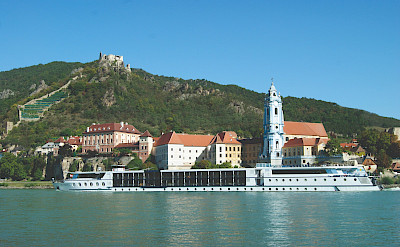Sailing the Danube River - Primadonna - Bike & Boat Tours