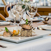 Exquisite desserts about the Primadonna