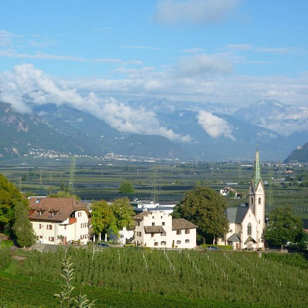 Bolzano view