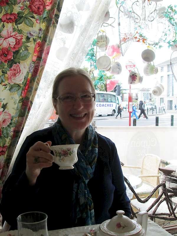 Elizabeth Correll Tripsite Traveler