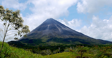 Arenal Volcano, Arenal, Costa Rica. Photo via Flickr:MariaAngelica Picado