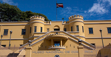 National Museum in San Jose, Costa Rica. Photo via Flickr:Andy Rusch