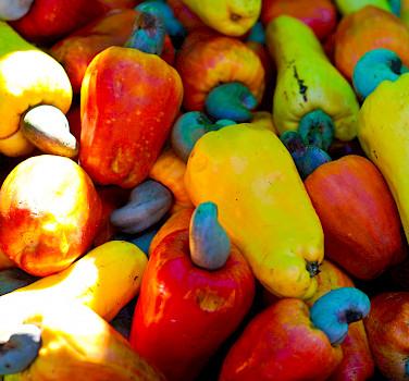 Fresh produce in San Jose, Costa Rica. Photo via Flickr:Everjean