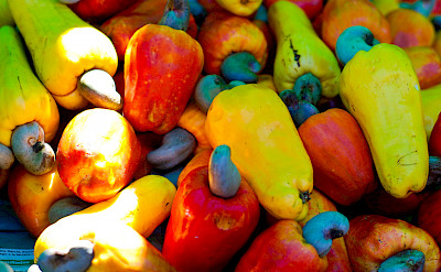 Fresh produce in San Jose, Costa Rica. Photo via Flickr:Everjean