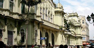 Great architecture in San Jose, Costa Rica. Photo via Flickr:Carlos Adampol Galindo