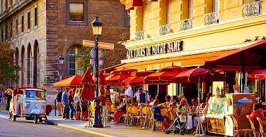 Paris' vibrancy is all-consuming! Photo via Flickr:Moyan Brenn