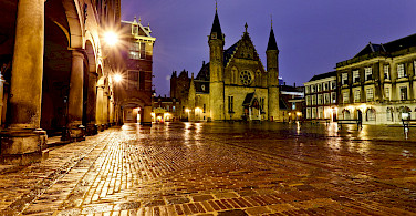 Binnenhof in Den Haag (De Hague) in the Netherlands. Flickr:Sander van der Wel