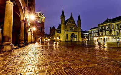 Binnenhof in Den Haag (De Hague) in the Netherlands. Flickr:Sander van der Wel