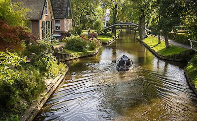 Giethoorn, Overijssel, the Netherlands. Flickr:PhotoBobil