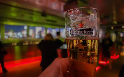 Heineken in Holland, of course! Flickr:Brandon