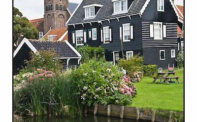 Marken in North Holland, the Netherlands. Flickr:Jose Maria Barrera Cabanas