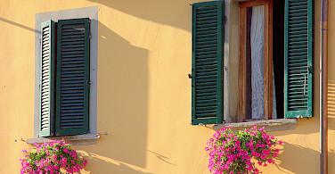 Arezzo in Tuscany, Italy. Photo via Flickr:Jean-Francois Gornet