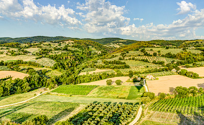 Countryside of Umbria, Italy. Flickr:Steven dosRemedios