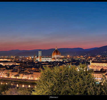 The magic of Florence, Italy.