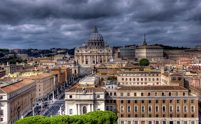 Enchanting Rome, Italy. Flickr:Mark Freeth