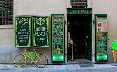 Absinth Museum in Prague, Czech Republic. Flickr:Andy Hay