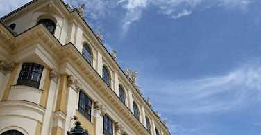 Schönbrunn Castle, Vienna, Austria. Photo via Flickr:Max Pfandl