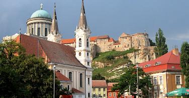 Esztergom, Hungary's gorgeous views. Photo via Flickr:tatli-delilik