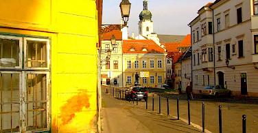 Győr, Hungary. Photo via Flickr:arth2o