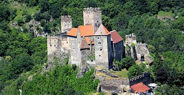 Hardegg Castle, Hollabrunn, Austria. Photo via Flickr:giborn_134