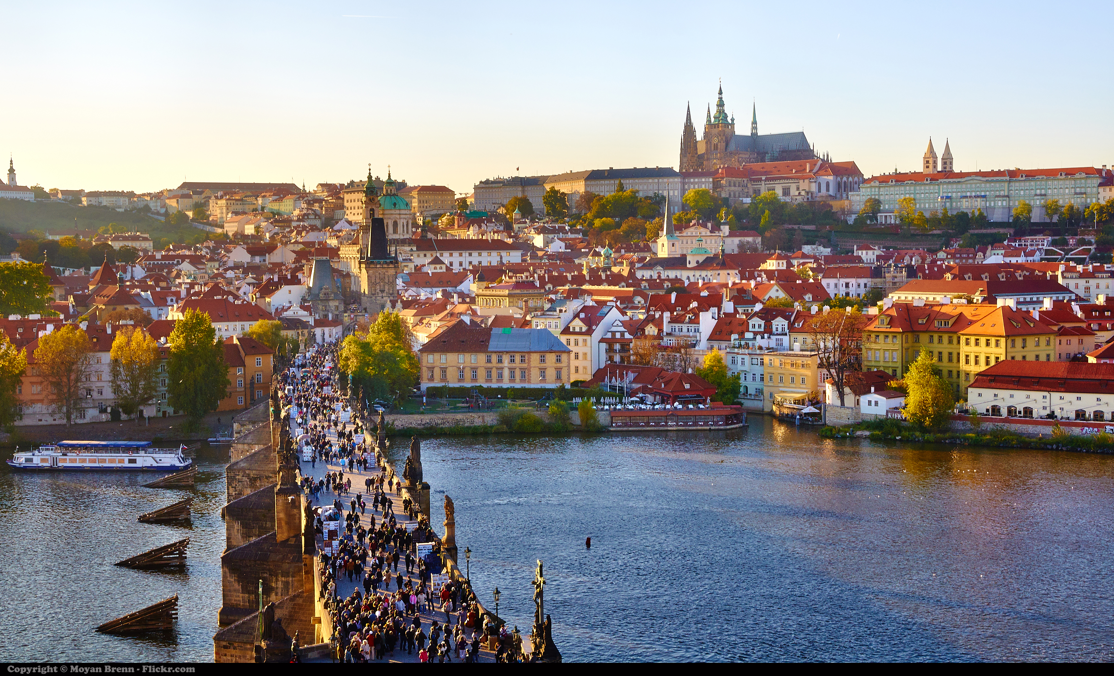 Prague To Budapest Austria Czech Republic Slovakia