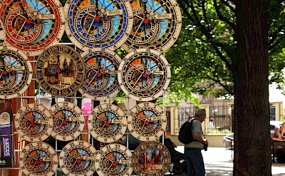 Astronomical Clock souvenirs in the Czech Republic. Flickr:leo gonzales