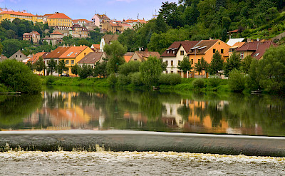 Along the Lužnice River in Tábor, Czech Republic. :Marko Cvejic