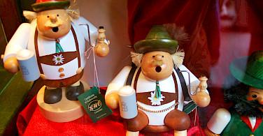 Lederhosen souvenirs in Austria! Photo via Flickr:Patricia Feaster
