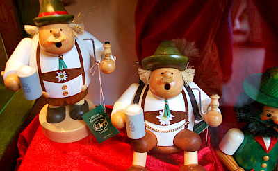 Lederhosen souvenirs in Austria! Photo via Flickr:Patricia Feaster