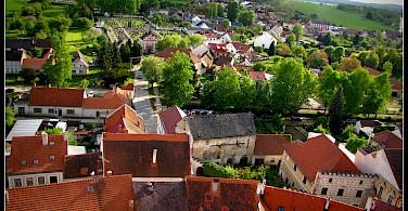 Znojmo, Czech Republic. Photo via Flickr:Ondrej Pospisil