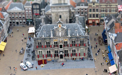 Nieuwe Kerk at Market Square in Delft, South Holland, the Netherlands. Flickr:Fabio Bruna