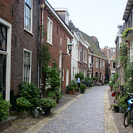 Haarlem in North Holland, the Netherlands. Photo via Flickr:David Baron