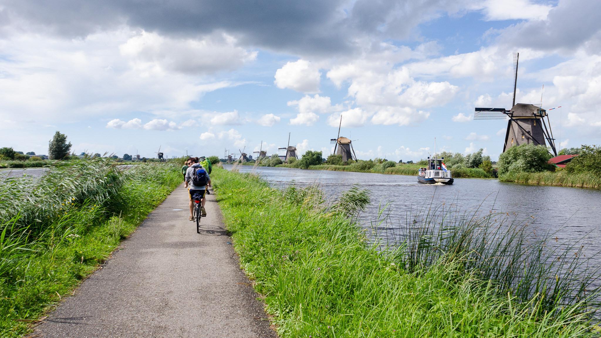 Biking Tour Of Belgium