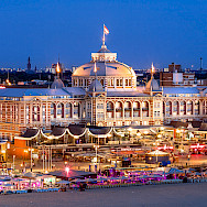 Kurhaus in Scheveningen, The Hague, the Netherlands. Photo via Flickr:Christopher A. Dominic