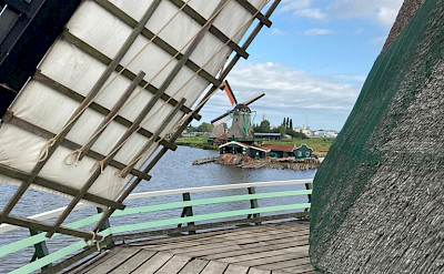 Zaanse Schans, Zaandam, the Netherlands. ©TO