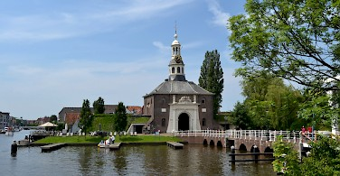 Zijlpoort, Leiden, South Holland, the Netherlands. Photo via Flickr:Jan