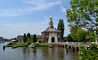 Zijlpoort, Leiden, South Holland, the Netherlands. Flickr:Jan