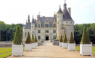 Château de Chenonceau, Loire Valley, France. Wikimedia Commons:Dennis Jarvis