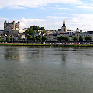 Château de Saumur in the Maine-et-Loire department, France. Flickr:Brian Burger