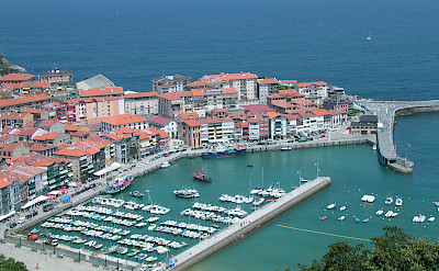 Lekeitio on the Bay of Biscay, Spain. Photo via Flickr:Txopitea