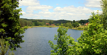 Scenic landscapes in the Masuria Lake District, Poland. Photo courtesy of DNV Tours.