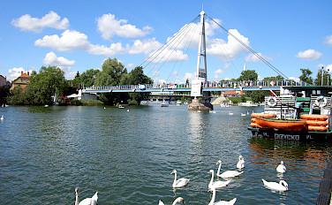 Nikolaiken in the Masuria Lake District, Poland. Photo courtesy of DNV Tours.