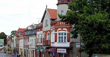 Sensburg, Masuria Lake District, Poland. Photo courtesy of DNV Tours.